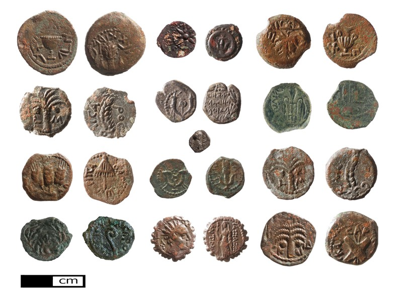 Selected coins from the Second Temple Period